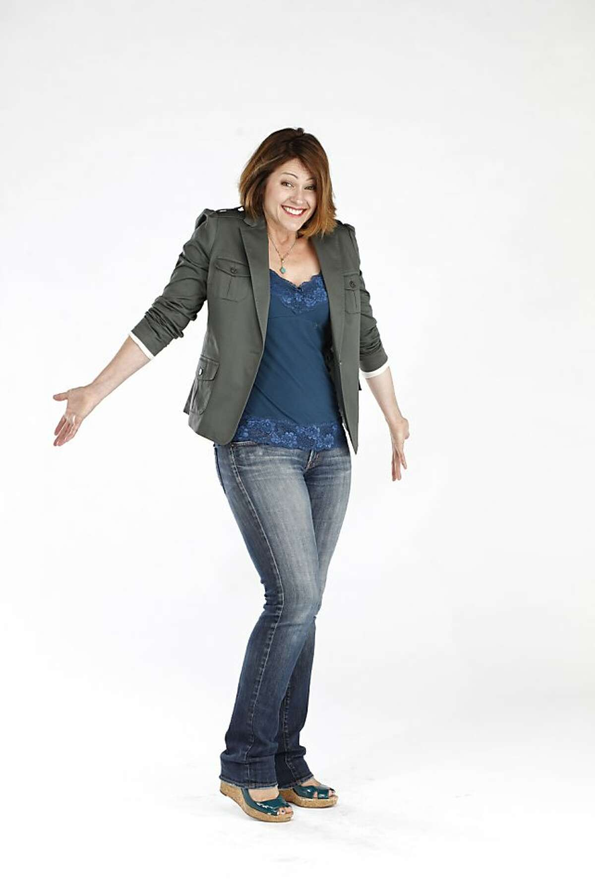 Shannon Kaye, seen on Tuesday, July 30, 2013 in San Francisco, Calif., is in this week's Stylemaker Spotlight.