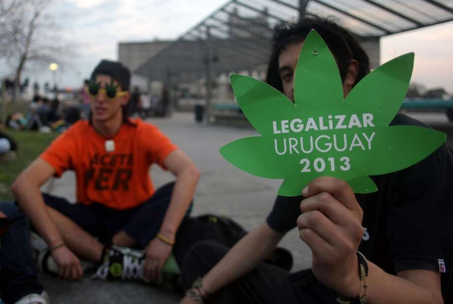 On the international front:Uruguay:   Uruguay's lower house on July 31, 2013, approved a sweeping bill to legalize marijuana, opening the way for the authorities to create one of Latin America's most ambitious nationwide endeavors in overhauling drug policy.That country's Senate and president approved the bill making Uruguay the first nation to create a legal market for growing and selling marijuana. Photo: AFP, AFP/Getty Images