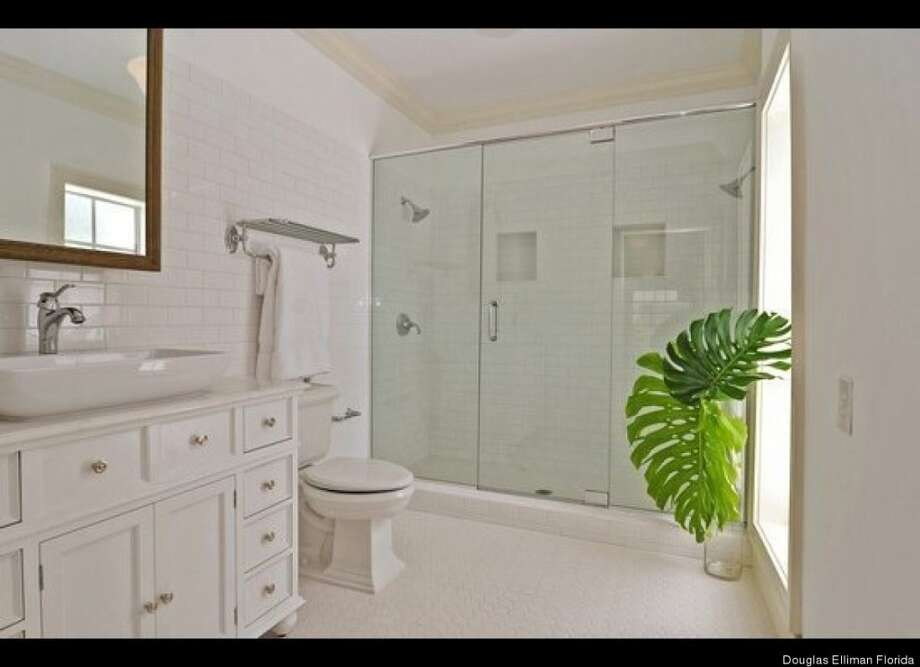 Bath luxury. Douglas Elliman Florida
