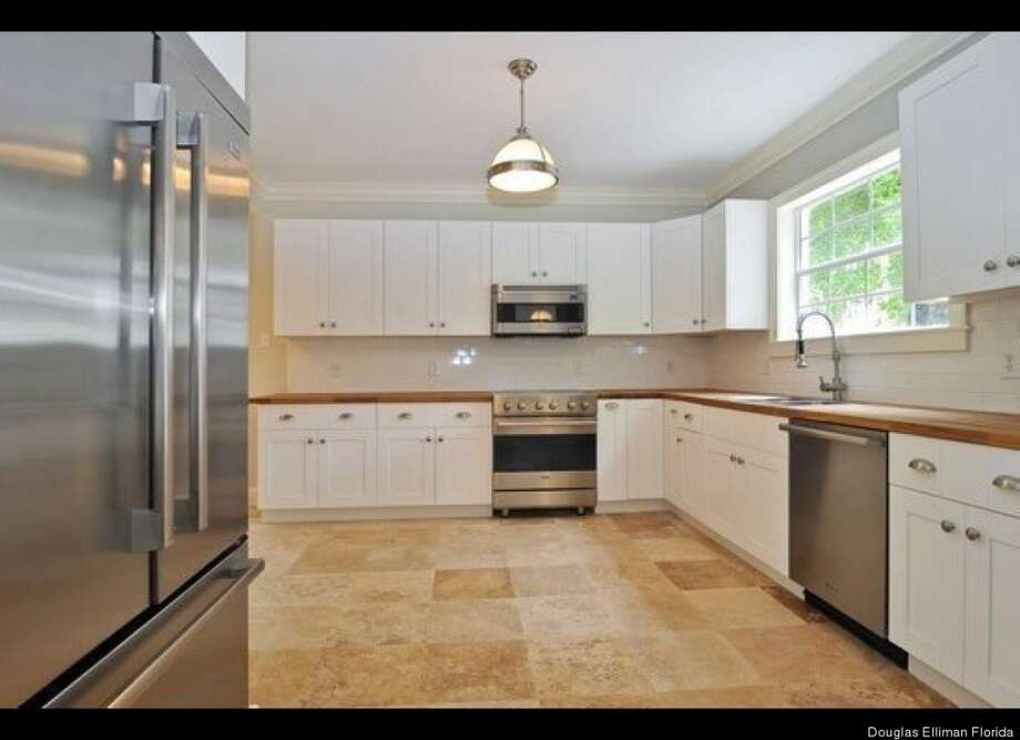 Kitchen is all new. Douglas Elliman Florida