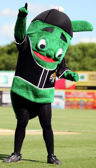 Ballapeno The Official Mascot For San Antonio S Minor