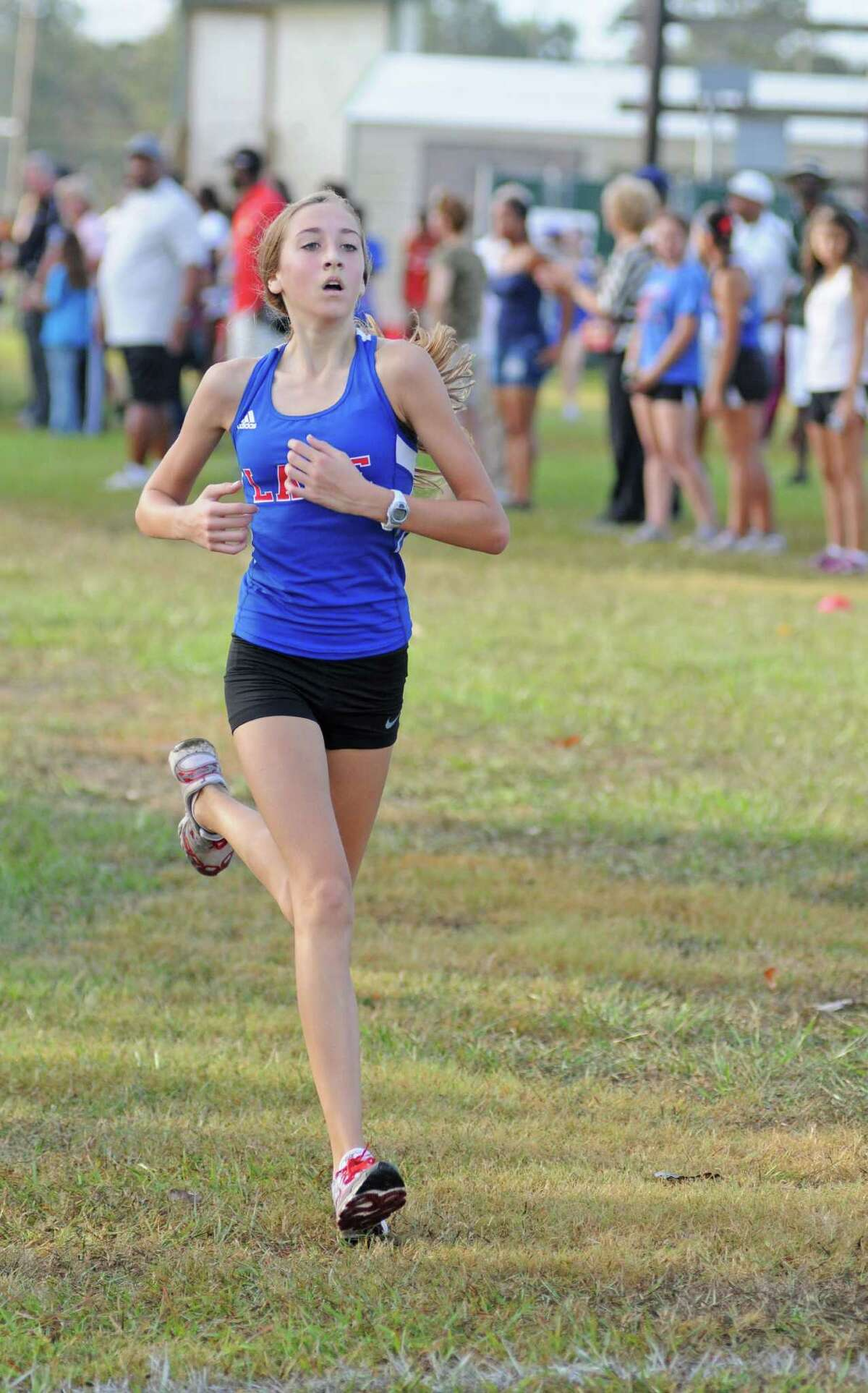 Clear Lake's Allison Halloran is among the key returning runners that will lead the Falcons.