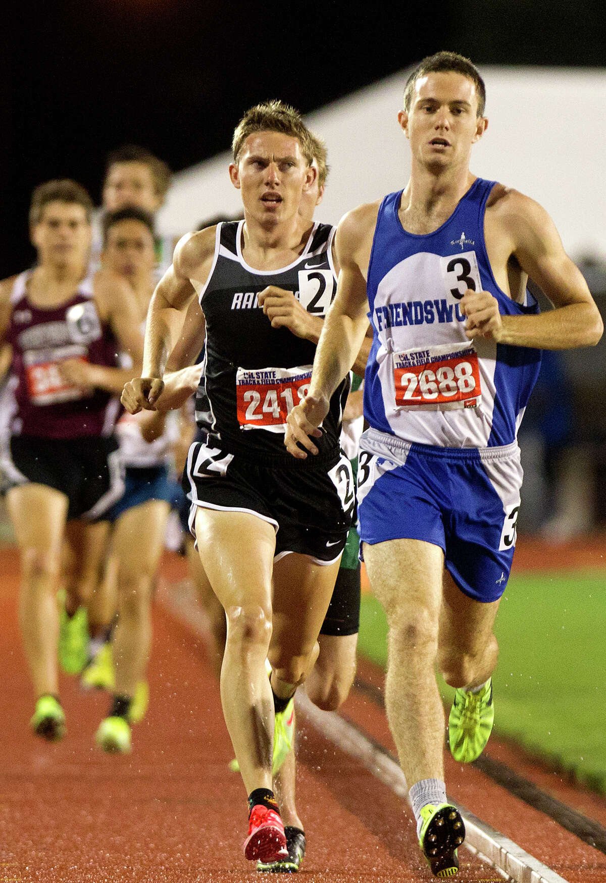 Friendswood is looking to replace two-time Class 4A state champion Ryan Teel.