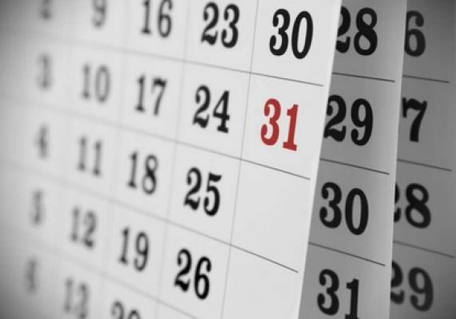 Also, be sure to have a calendar handy to schedule projects. Photo: Fotolia, Barmaliejus
