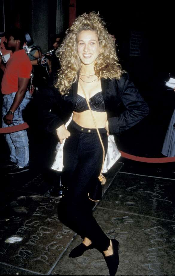 Sarah Jessica Parker in 1987 Photo: Jim Smeal, WireImage