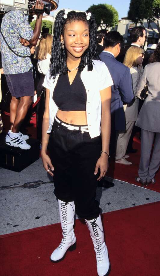Brandy in 1995 Photo: SGranitz, WireImage