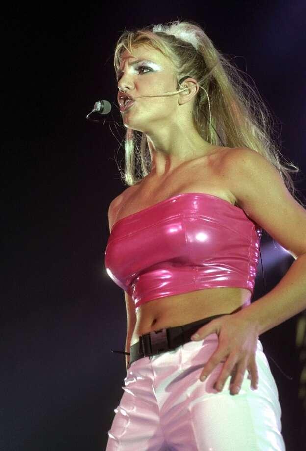 Britney Spears Photo: Debra L Rothenberg, FilmMagic