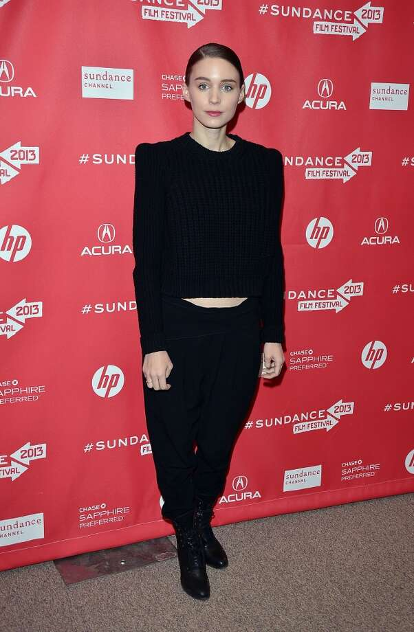 Rooney Mara in 2013 Photo: George Pimentel, Getty Images