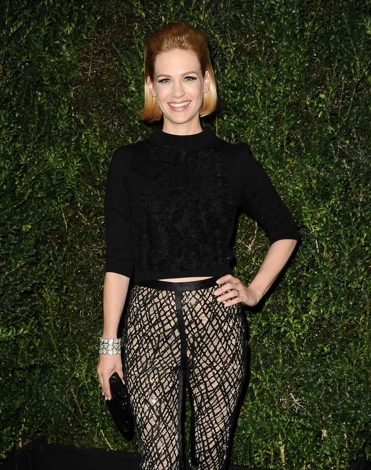 January Jones in 2013 Photo: Jason LaVeris, FilmMagic