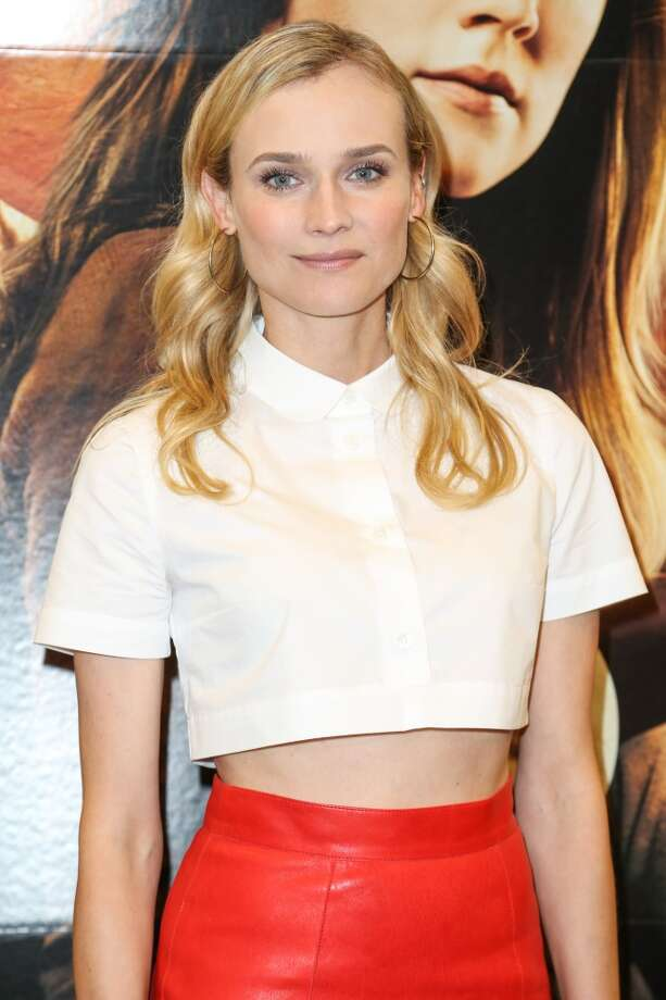 Diane Kruger in 2013 Photo: Chelsea Lauren, WireImage