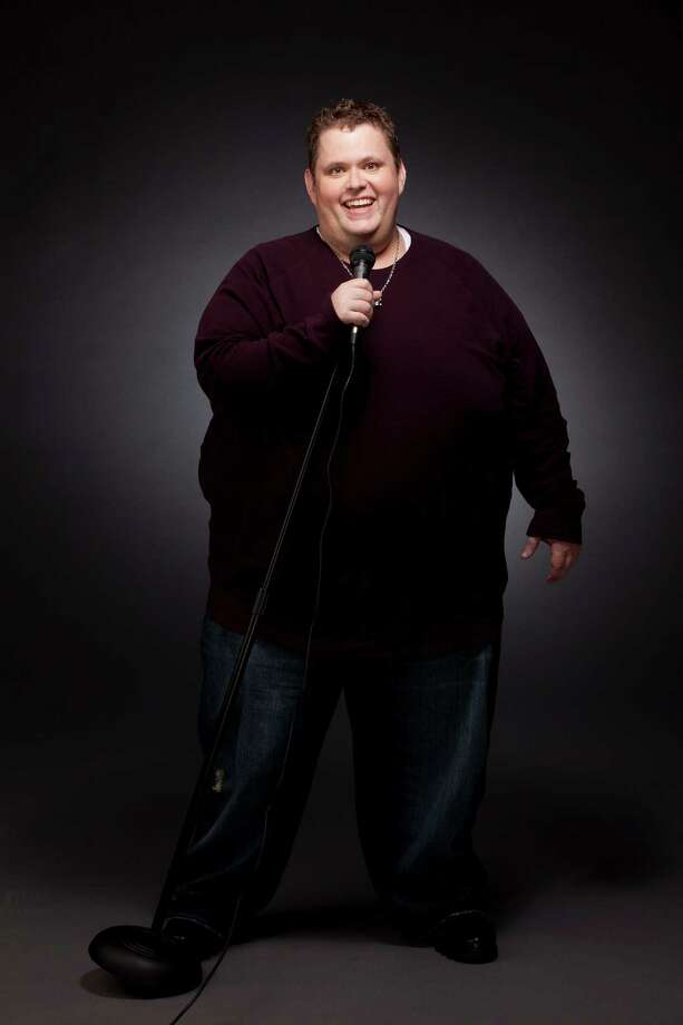 Comedian Ralphie May brings his outrageous show to the Laugh Out Loud Comedy Club.  Photo: Courtesy / ROBERT SEBREE