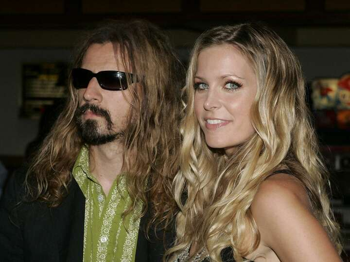 Pictures Rob Zombie His Wife Rob Zombie And His Wife