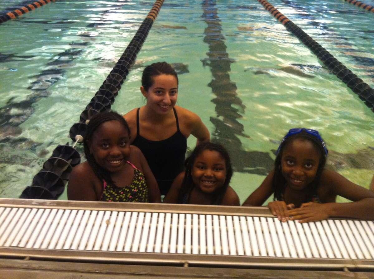 Katy Aquatics is offering learn-to-swim programs.
