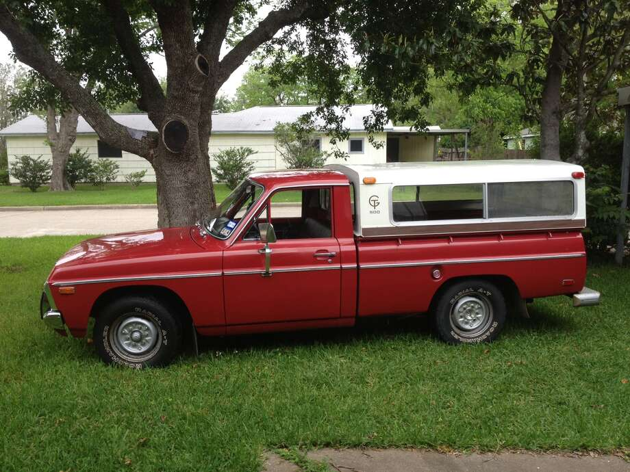Earlier this year, George Bordovsky of Pasadena was looking around on eBay and stumbled upon this Ford Courier that was listed in Spokane, Wash.