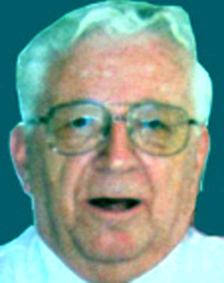 Frank J. D'Alimonte, 86, formerly of New Milford,died May 16, 2013 in Port Charlotte, Fl.. A retired technical engineer for Pitney Bowes, he was born in The Bronx, N.Y. to the late Sabatino and Clara D'Alimonte. Photo: Contributed Photo
