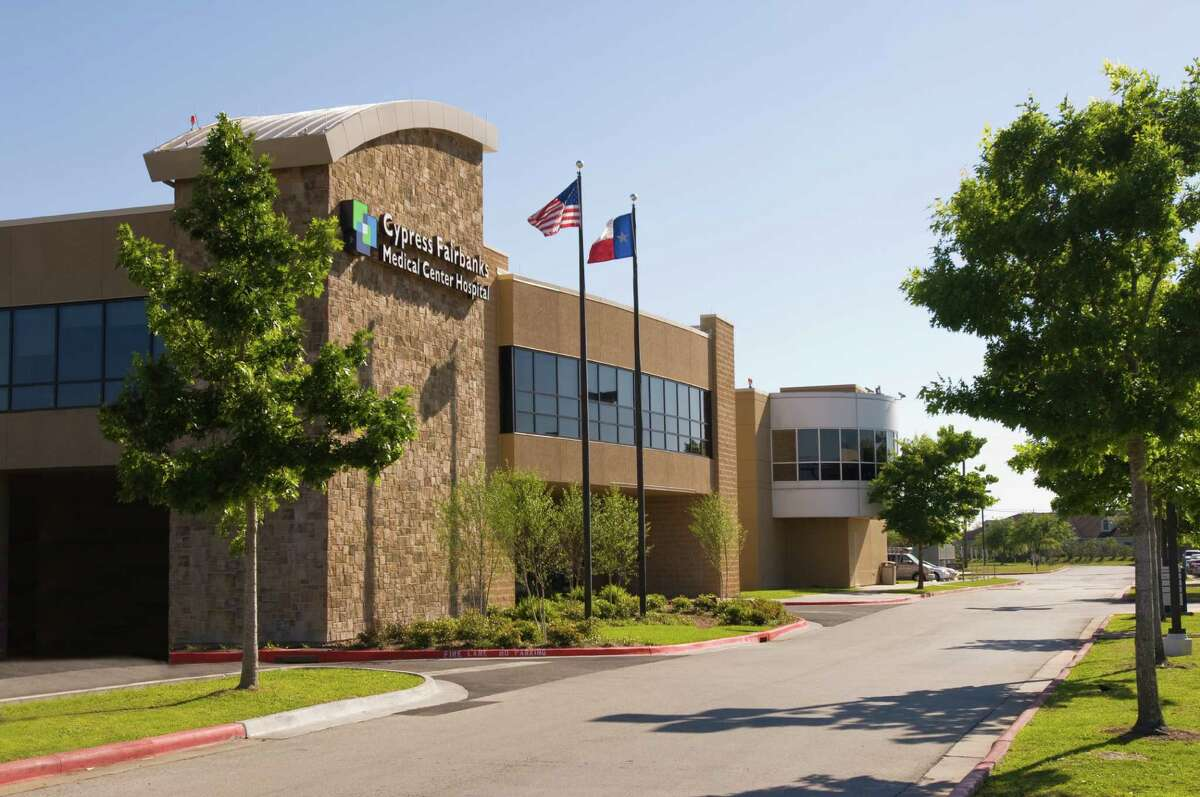 The current exterior of the Cypress-Fairbanks Medical Center. The hospital recently celebrated its 35th anniversary.The current exterior of the Cypress-Fairbanks Medical Center. The hospital recently celebrated its 35th anniversary.