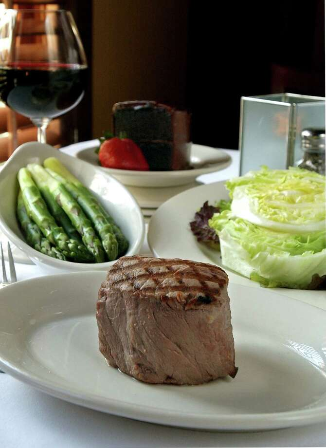 Myron's Prime Steak House: 10003 NW Military Hwy #2101. (210) 493-3031