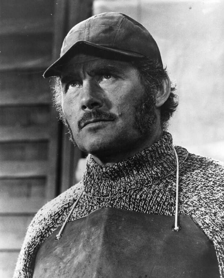 circa 1975:  English actor and dramatist Robert Shaw (1927 - 1978) in costume for his role as the fisherman Quint in the film 'Jaws'.  (Photo by Alan Band/Keystone/Getty Images) Photo: Getty Images