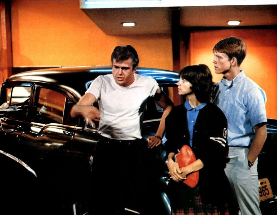 "The Avon Theatre in Stamford hosts a 40th anniversary screening of ""American Graffiti"" on Wednesday, Aug. 21. Photo: Contributed Photo"