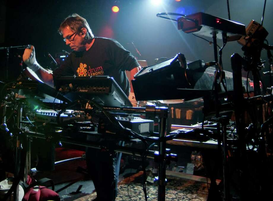 Ex-Grateful Dead percussionist Mickey Hart performs at Norwalk Concert Hall on Friday, Aug. 16 and the Capitol Theatre in Port Chester, N.Y. on Saturday, Sept. 21. Photo: Contributed Photo / Connecticut Post Contributed