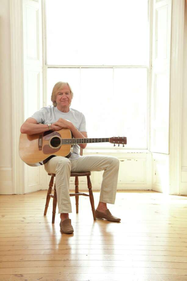"Justin Hayward, of The Moody Blues, is known for ""Nights in White Satin"" and ""I'm Just a Singer (in a Rock and Roll Band)."" He has a new album now, ""Spirits of the Western Sky,"" and will perform at The Ridgefield Playhouse on Sunday, Aug. 11, along with his trio. They'll mix new tunes with some Moody Blues classics. Photo: Contributed Photo"