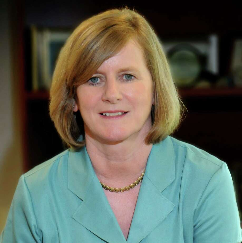 Jeanette Horan, IBMís chief information officer, will receive the Woman of Merit Award from the Girl Scouts of Connecticut on Sept. 12. Photo: Contributed Photo
