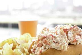 McDonald's lobster roll: Why anyone would go to Maine to eat McDonald's lobster is one of the great mysteries of our time. Pictured above, an actual, non-McDonald's, presumably delicious lobster roll.