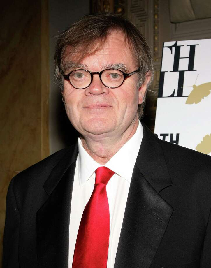 NEW YORK - NOVEMBER 18:  Author Garrison Keillor attends the annual Moth Ball literary and charity event at Capitale November 18, 2008 in New York City.  (Photo by Will Ragozzino/Getty Images) Photo: Will Ragozzino / 2008 Getty Images