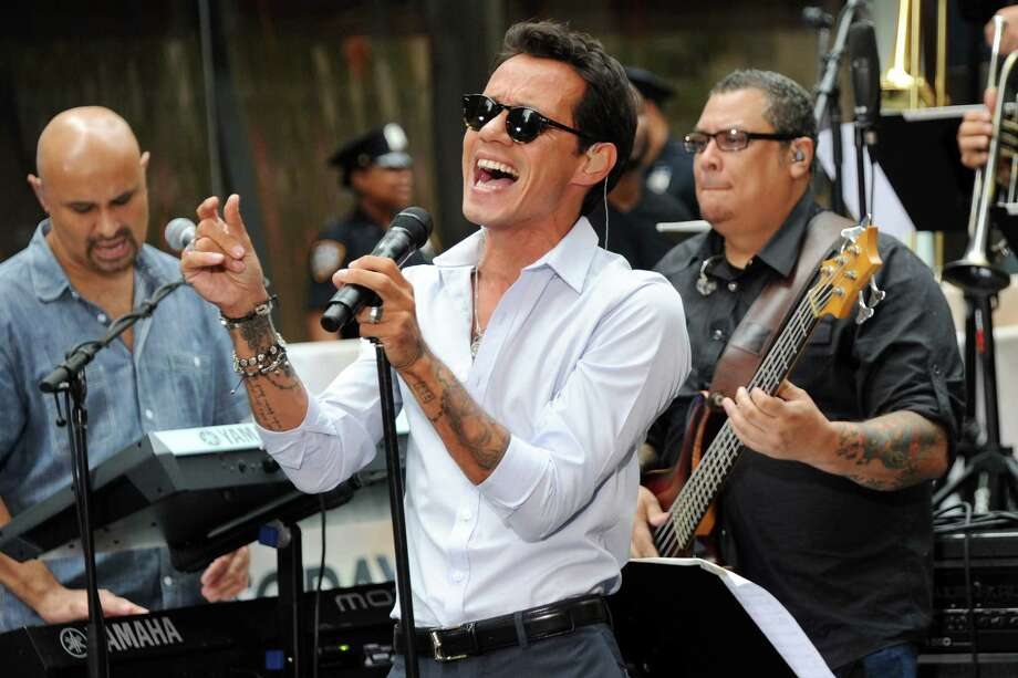 "Marc Anthony delivers the goods to his fans with ""3.0,"" a tropical recording. Photo: Ben Gabbe / Getty Images"