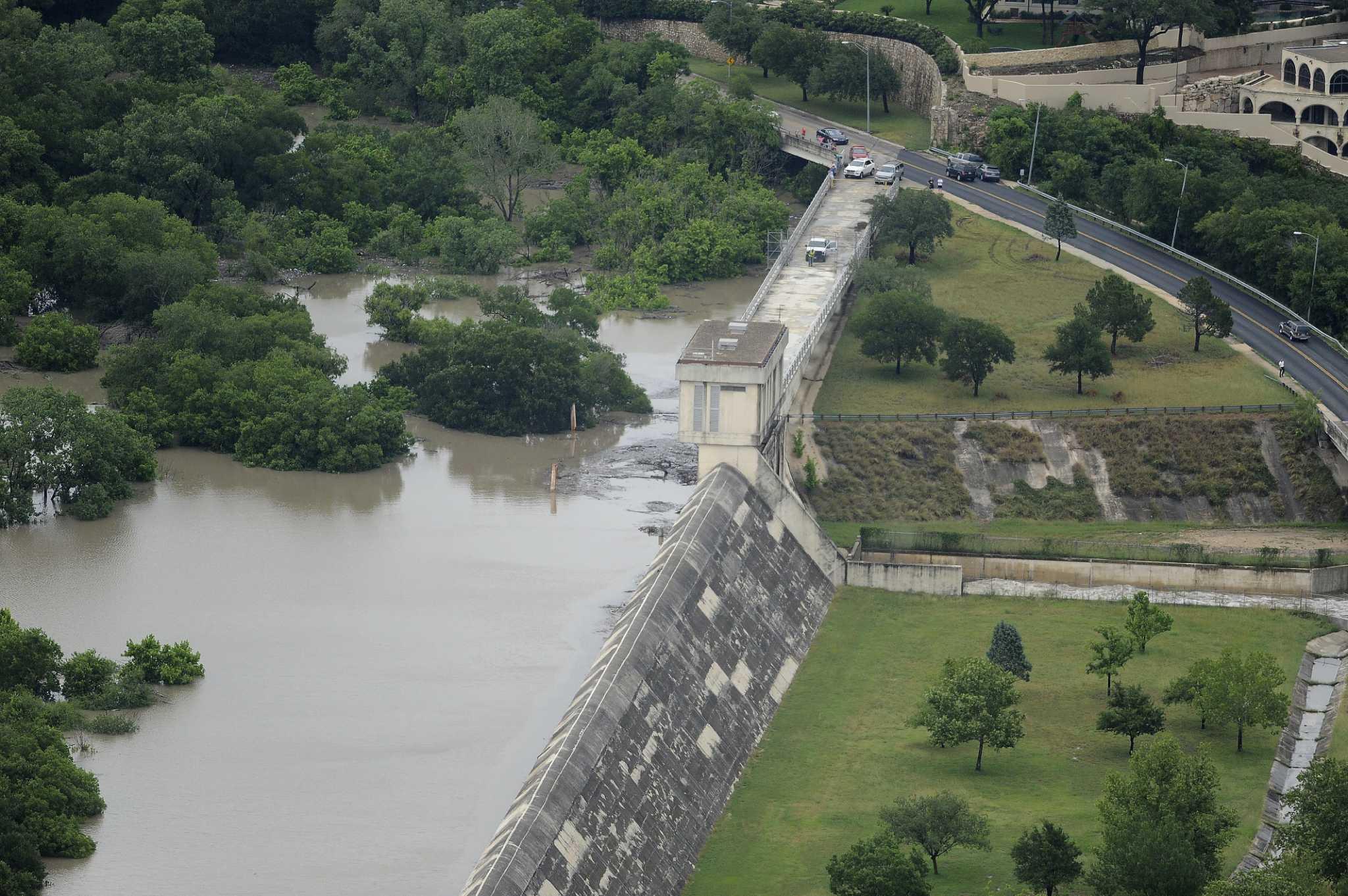San Antonio Weather Drought Mixed With Floods San