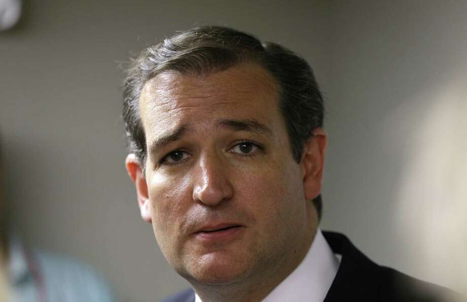 U.S. Sen. Ted Cruz, R-Texas, is misguided in his desire to close the federal government unless Obamacare is defunded. Photo: Charlie Neibergall / Associated Press