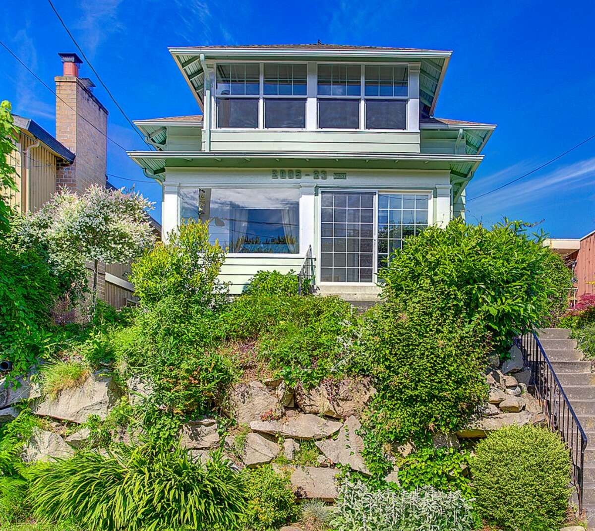 Magnolia is almost like a separate city not far from Downtown Seattle, Elliott Bay, the Ship Canal and Puget Sound. Here are three homes listed there for $550,000 to $589,000, starting with the priciest, 2005 23rd Ave. W. The 2,810-square-foot house, built in 1909, has four bedrooms, 2.25 bathrooms, an enclosed front porch, high ceilings, radiators, a basement family room, a back deck and a patio on a 3,675-square-foot lot.