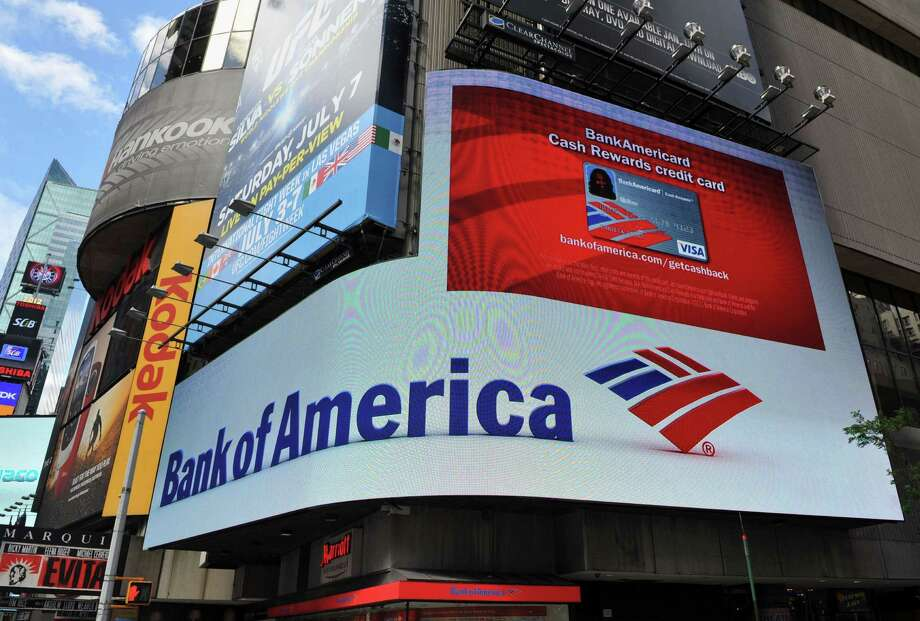 "(FILES)View of a Bank of America branch is viewed in this June 26, 2012 photo in New York's Times Square. Bank of America may face civil charges over its actions during the financial crisis related to its mortgage products, the bank said in a filing to a US regulatory agency August 1, 2013.The bank ""has received a number of subpoenas and other requests for information from regulators and governmental authorities regarding MBS (mortgage backed securities) and other mortgage-related matters,"" it said in its quarterly report to the Security and Exchange Commission. These requests come from the SEC, the Justice Department, and the New York Attorney General, the bank said. AFP PHOTO/Stan HONDASTAN HONDA/AFP/Getty Images ORG XMIT: - Photo: STAN HONDA / AFP ImageForum"