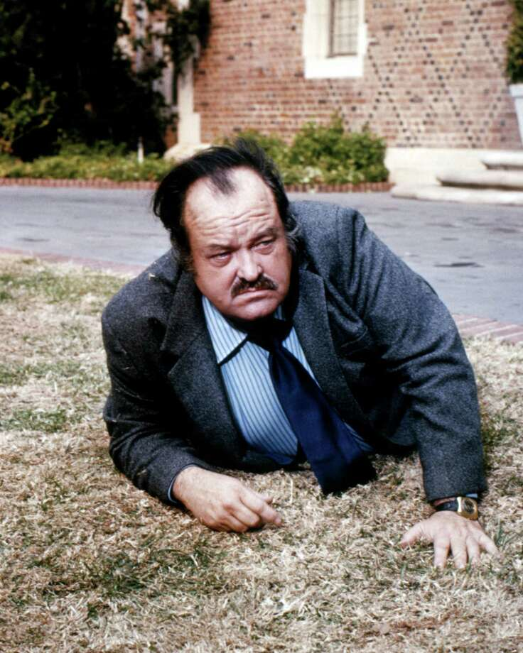 "CanonThen there was William Conrad in ""Canon,"" which was sort of a companion show to ""Barnaby Jones."" CBS apparently had a thing about over-the-hill detectives in the mid-70s. Photo: Silver Screen Collection, Getty / 2012 Silver Screen Collection"