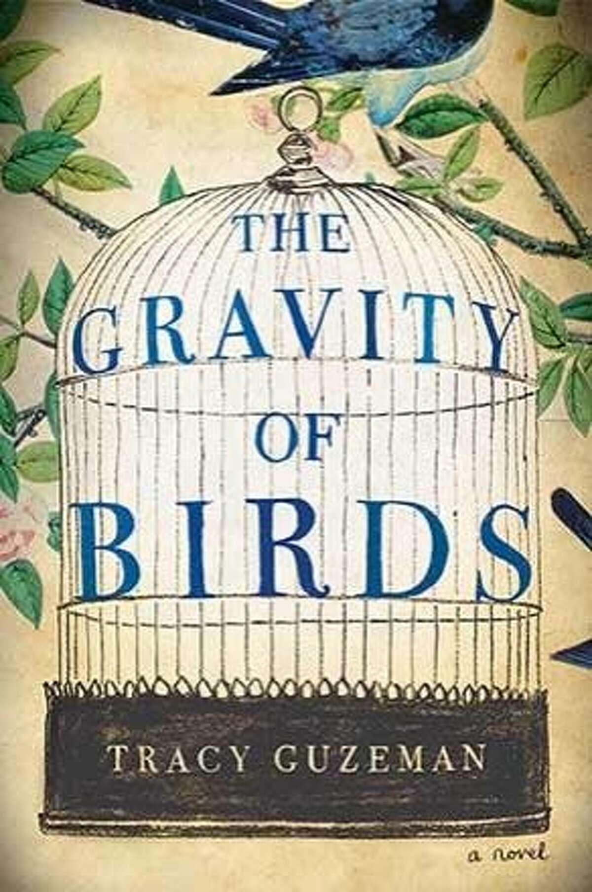 The Gravity of Birds, by Tracy Guzeman