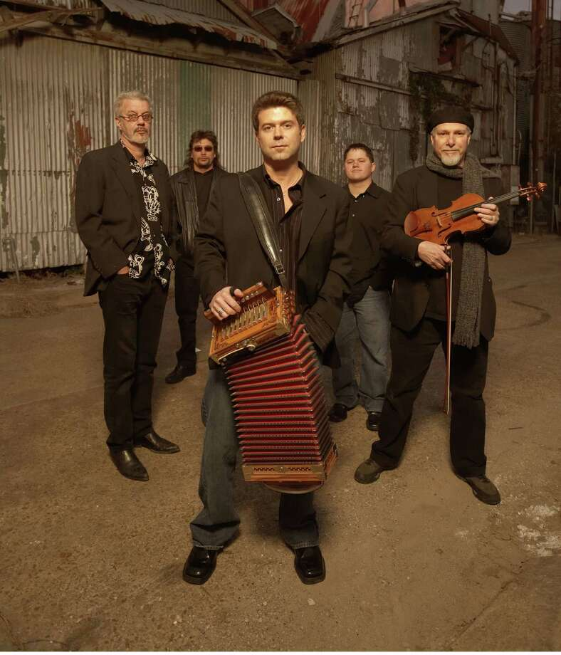 Steve Reilly & the Mamou Playboys bring their Louisiana Cajun French sound to Jesup Green Friday night, Aug. 9, for a free concert. Photo: Contributed Photo / Westport News