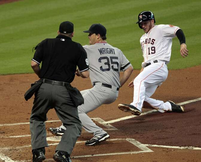 Aug. 6: Red Sox 15, Astros 10  Houston raced out to a 5-0 lead but