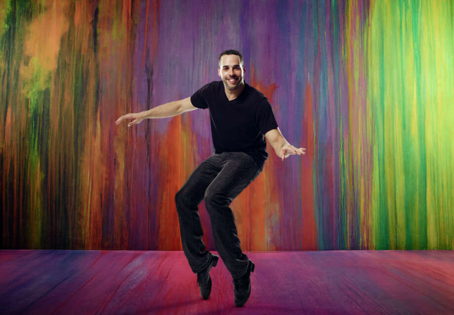 SO YOU THINK YOU CAN DANCE: Aaron Turner (25), is a Tap dancer from Las Vegas, NV, on SO YOU THINK YOU CAN DANCE airing Tuesday, June 18 (8:00-10:00 PM ET/PT) on FOX. ©2012 Fox Broadcasting Co. CR: Mathieu Young/FOX