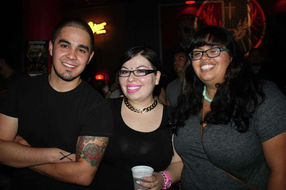 San Antonians enjoyed the Mexican band Molotov and the local act Piñata Protest at the Korova last night.
