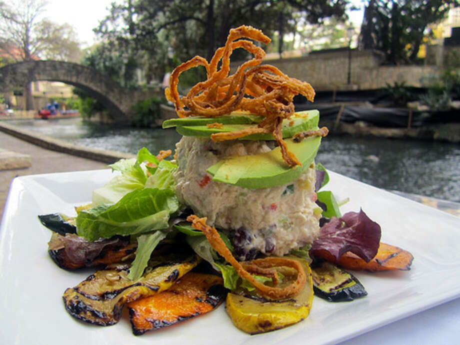 The River's Edge Café and Patio Bar: 200 S. Alamo. 210.224.3362