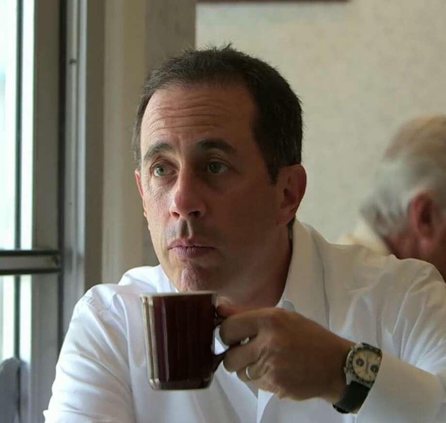Jerry Seinfeld, Oct. 4, Palace Theatre