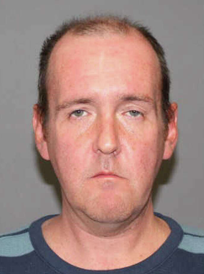 John McGuire, 43, of New York, is facing charges after a two-car accident. Photo: Contributed Photo / Fairfield Citizen