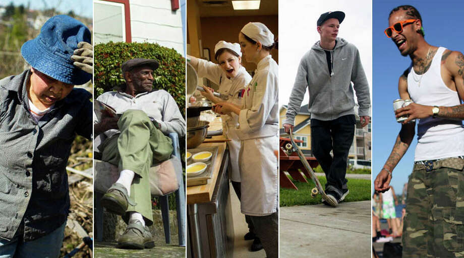 Seattlepi.com photographers recently hit the streets to capture a moment of life in each of the city's ZIP codes. Click through the gallery above to see how each area fits into Seattle's changing ethnic landscape; the stats given come from a seattlepi.com analysis of Census Bureau data.