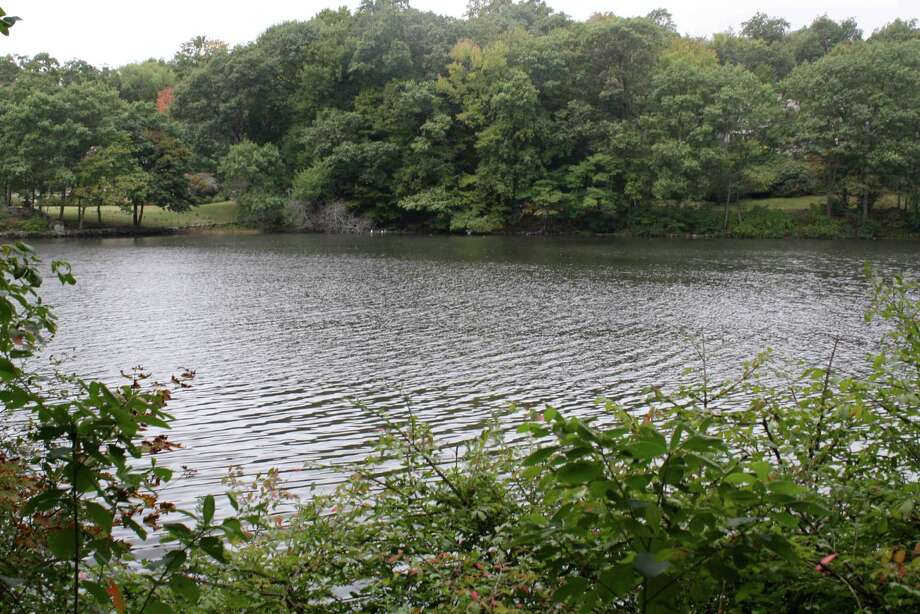 FILE: Darien received a $400,000 grant to build an aquatic habitat and remove sediment within the Goodwives River watershed from Upper Pond, which empties into Gorham's Pond, above, eventually leading into the Long Island Sound. Photo: File Photo, ST / Darien News