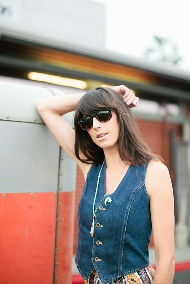 Nicki Bluhm got a big break when a clip of her band performing a Hall and Oates song became a viral hit. Photo: Taryn Kent