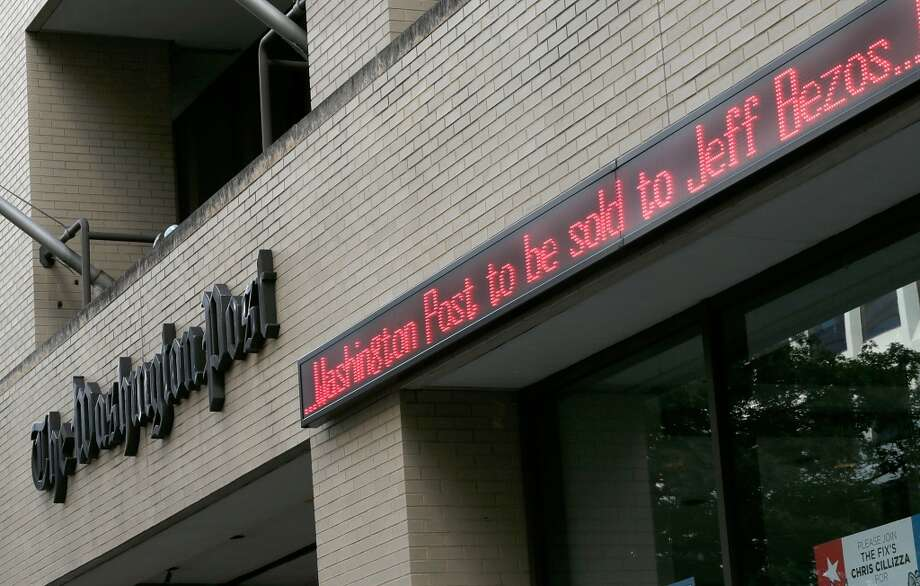 This is the most recent sign of optimism in the Northwest that we're aware of:  1. Jeff Bezos of Amazon fame buys the Washington Post (See story below).  Click through to see 21 other signs we're an optimistic bunch here in the Northwest. Photo: Win McNamee, Getty Images