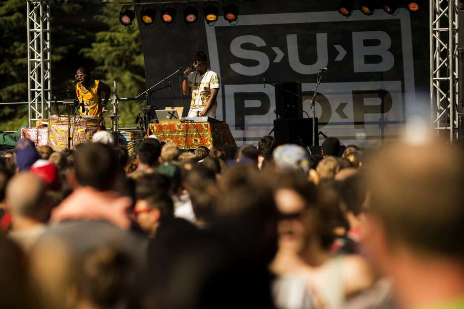 17. Started the record company Sub Pop here instead of L.A. to ride the Northwest grunge scene – and it worked. The local label just celebrated its 25th year. Photo: JORDAN STEAD, SEATTLEPI.COM