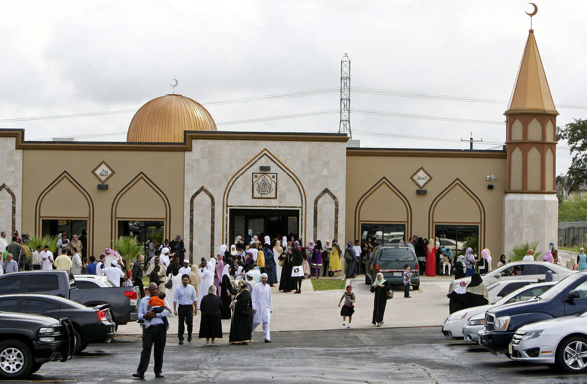 The Islamic Center of San Antonio opened a new mosque late last summer, just in time for many of the area's Muslims to celebrate Eid al-Fitr, the end of Ramadan.