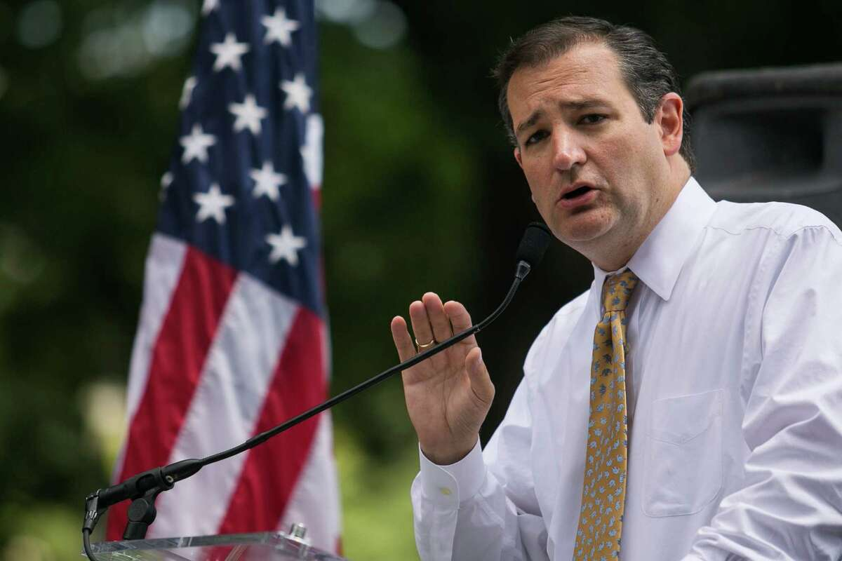 """Sen. Ted Cruz hit the bull's-eye when said some of his Republican colleagues are part of the """"surrender caucus."""""""