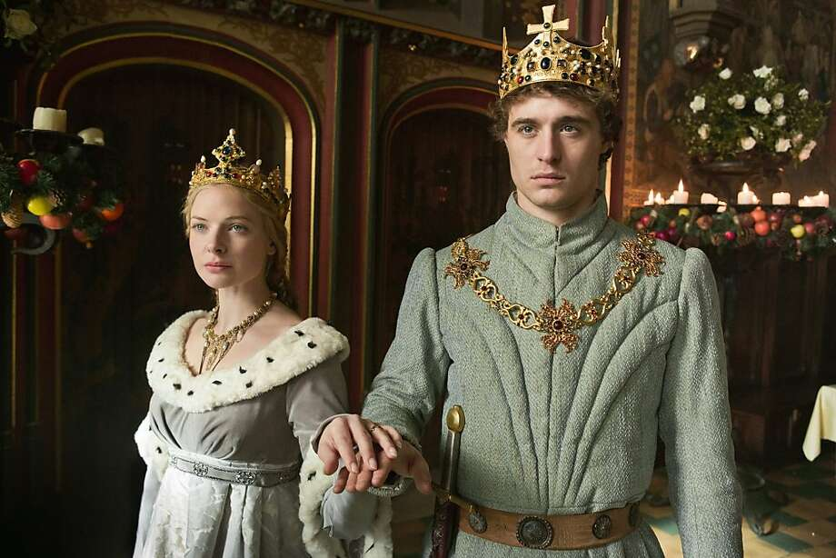"Best TV Miniseries or Movie""The White Queen"" Photo: Ed Miller, Associated Press"